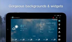 best android weather widget top 6 best android weather widget app 2017