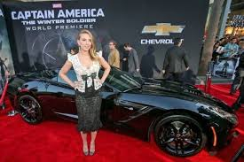 Ford Mustang Black Widow The Black Widow U0027s Car 2014 Chevrolet Corvette Stingray Long Term