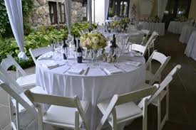 renting tablecloths for weddings alperson party rentals gallery