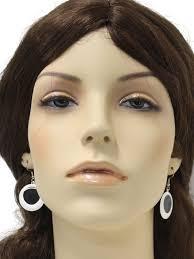 1960 s earrings vintage 1960 s ring 60s mod op earrings womens new