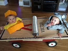 Baby Boy Halloween Costumes 25 Wagon Halloween Costumes Ideas Mommy