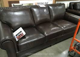 Chestnut Leather Sofa Simon Li Leather Sofa Furniture Stores Harrisburg Harrisburg