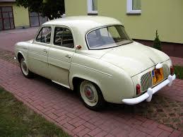 1960 renault dauphine renault dauphine 25000pln mała wieś klasykami pl