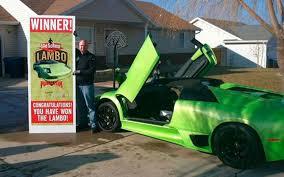 Lamborghini Murcielago Green - utah man wins lamborghini murcielago crashes same day