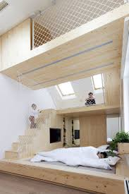 russian home decor fun family home in moscow with hammock floors mezzanine unique