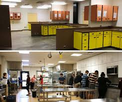 The Amery Floor Plan Shiny And New U2014amery U0027s Kitchen Classrooms Get An Overhaul News
