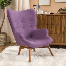 amazon com acantha muted purple contour chair kitchen u0026 dining