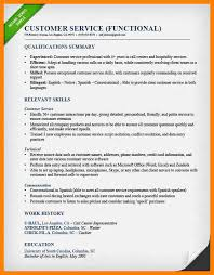 Chrono Functional Resume Sample by 9 Functional Cv Example Addressing Letter