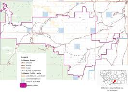 Montana County Map by Stillwater County Commissioners Ignore County Residents On Issue