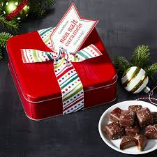 christmas candy gifts christmas candy and food gifts crate and barrel