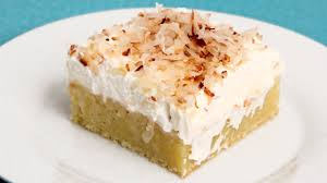 coconut tres leches cake recipe laura vitale laura in the