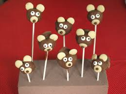 teddy bear cake pops easy recipe here come the girls