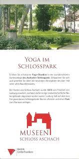 Mainpost Bad Kissingen Yoga Im Schlosspark I Jpg