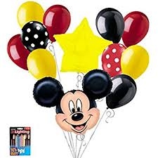 anagram international mickey mouse air walker multi