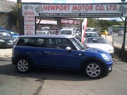 used mini clubman for sale rac cars