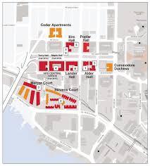 University Of Washington Campus Map by Uw Housing U0026 Food Services Housing