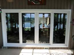 Removing Sliding Patio Door Patio Custom Patio Doors Andersen Windows With Blinds Inside