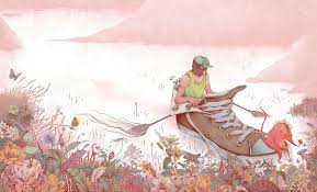 vorja ilustración talented spanish illustrator who creates other