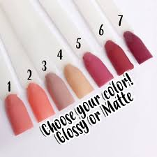 press on nails solid color matte or glossy nails fake nails