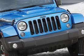 jeep front grill wrangler polar edition