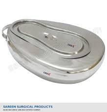 Bed Pan Bed Pan Female Manufacturers Exporters Delhi India