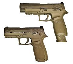 breaking us army selects sig to replace m9 original post updated