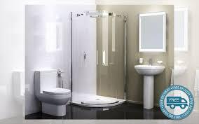 Shower Enclosure Bathroom Suites Buy Luxury 8mm Quadrant Shower Enclosure Suite Bathshop321