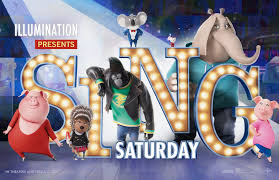 sing saturday marks the largest advance screening in universal