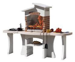 charcoal barbecue wood burning engineered stone york sunday