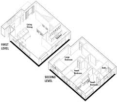 square floor plans for homes three bedroom units housing