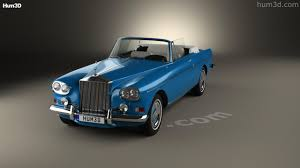 rolls royce silver cloud 360 view of rolls royce silver cloud iii mulliner park ward drop