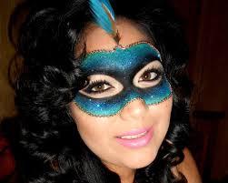 Masquerade Dresses Halloween Costume Masquerade Glitter Mask Tutorial Minute Halloween Costume