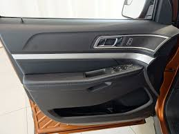 Ford Explorer Door Handle - 2017 new ford explorer xlt fwd at fairway ford serving youngstown