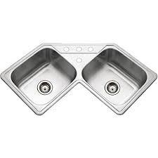 Kitchen Corner Sinks Stainless Steel by Kitchen Corner Sinks Amazon Com
