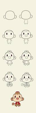 how to draw doodle faces best 25 easy animals to draw ideas on draw animals