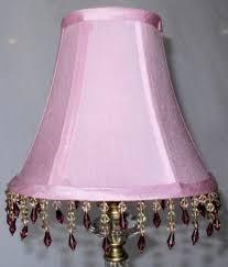 Chandelier Shades Beaded Fringe Pink Lamp Shade Lamp Shade Pro