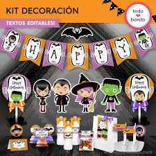 imagenes tiernas y bonitas de cumpleaños para halloween decoración de halloween fiestas y cumples