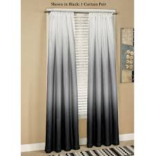 Ombre Window Curtains Shades Ombre Curtains