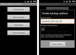 backup contacts apk contacts backup ultimate apk version 1 4 at