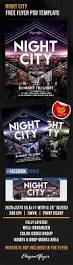 night city u2013 free flyer psd template facebook cover https www