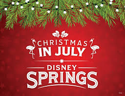 christmas in july celebrate christmas in july at disney springs disney parks blog