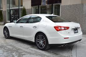 maserati ghibli silver 2017 maserati ghibli sq4 s q4 stock m562 s for sale near chicago