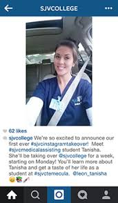 sjvc dental hygiene tune into instagram for sjvc s student takeover