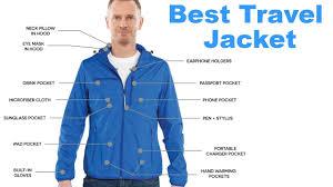 travel jacket images World 39 s best travel jacket review ultimate multi pocket jacket jpg