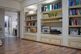 Remodeling Family Room Design With Cabinet Island  Couch Built - Family room shelving