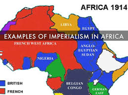 Imperialism Africa Map by Imperialism I By Josh Jackson