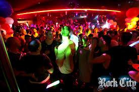 party city halloween commercial rock city melbourne dance party