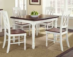 Country Dining Table Kitchen Square Farmhouse Table Round And Chairs Country Dining