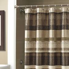 Bathroom Shower Curtain Decorating Ideas Bathroom Design Chic Hokkless Extra Long Shower Curtain Liner In