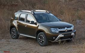 duster renault renault duster to get a petrol cvt variant edit launched at rs